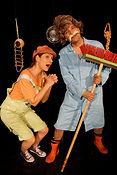 Theater mit Hund | Theater Sturmvogel Tierpfleger