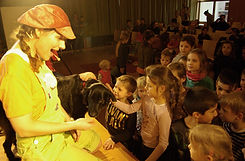 Kindertheater buchen | Theater Sturmvogel