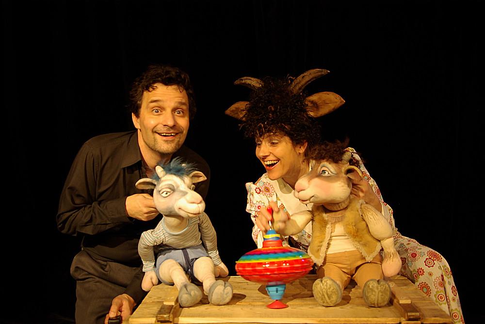 Wolf und Geisslein| Theater Sturmvogel
