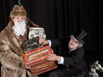 Kindertheater- Weihnachtszeit ist Theaterzeit!