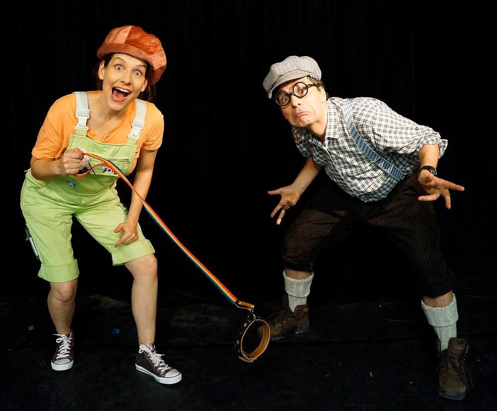 Kindertheater Hund| Theater Sturmvogel