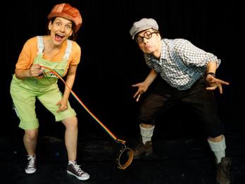 Kindertheater Sturmvogel- unsere aktuell buchbaren Stücke
