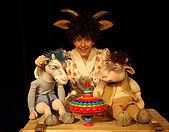 Kindertheater Märchen | Sturmvogel Kreisel