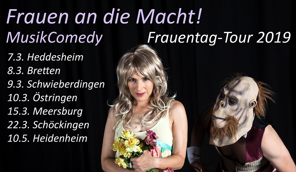 Musik-Comedy Frauentag