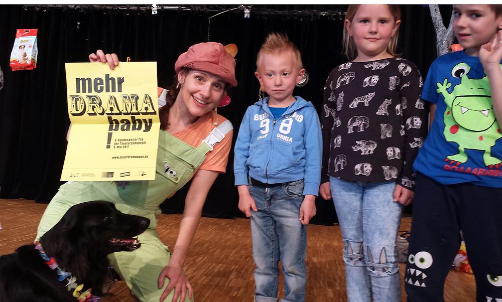 Kindertheater Sturmvogel Mehr Drama