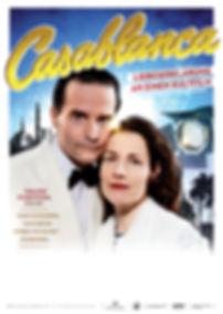 Casablanca Theater Sturmvogel Poster