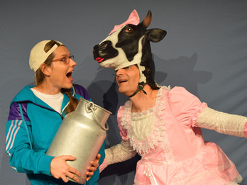Die Kindertheaterreihe in Reutlinger franz.K startet wieder!