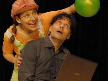 Sturmvogel Kindertheater- mit Themen, die bewegen