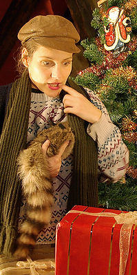 Kindertheater Weihnachten Geschenk