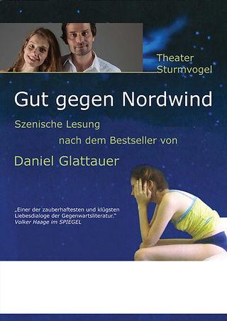 Guten gegen Nordwind | Sturmvogel Poster