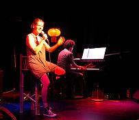 Theater Sturmvogel China Songs