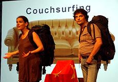 Theater Sturmvogel China Couchsurfing
