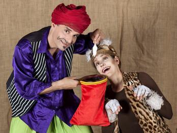 Zehn Jahre Interaktives Kindertheater in Reutlingen- Mitdenken, Mitmachen, Spass haben!
