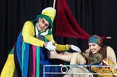 Kindertheater Piraten | Theater Sturmvogel Fisch