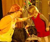 Theater mit Hund | Theater Sturmvogel  Kind