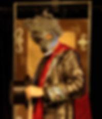 Kindertheater Märchen Sturmvogel Wolf