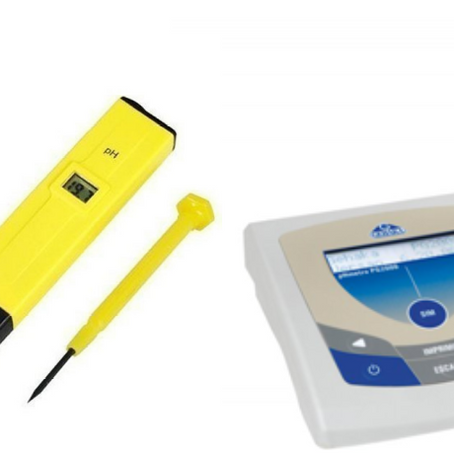 Sete dicas para uso e conservação do seu pHmetro