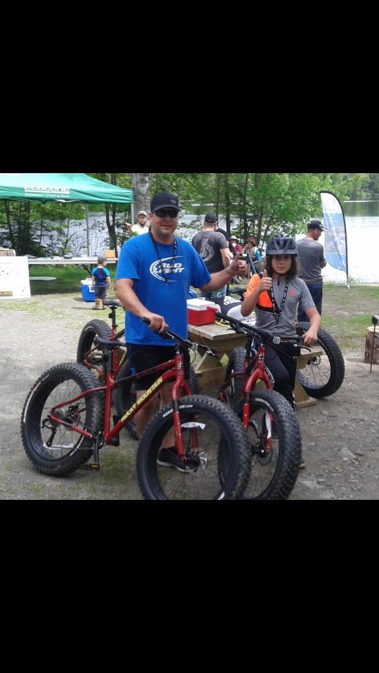 fat bike pour petits et grands