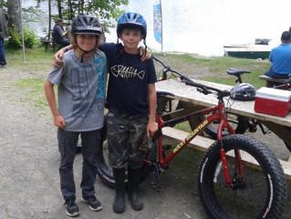 Zone Aventure présent avec les Fatbike à la Pourvoirie des Trois Lacs
