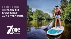 Plein air Paddle board