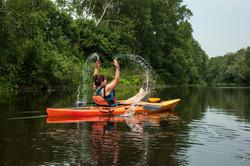 Kayak Crédit photo Gabriel Goulet