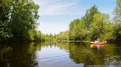 Kayak paisible