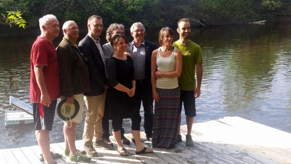 Lancement touristique du Kamouraska