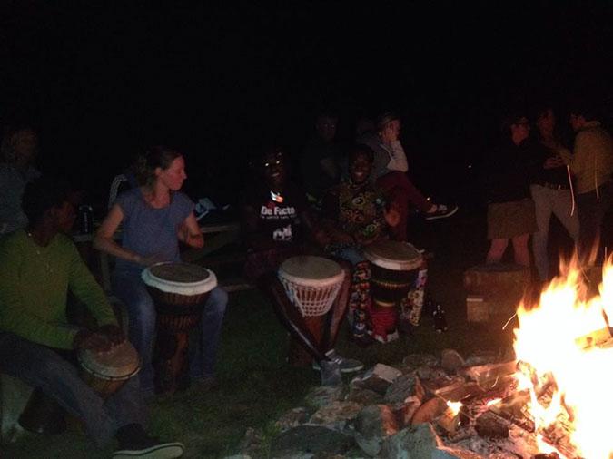 Soirée musique africaine