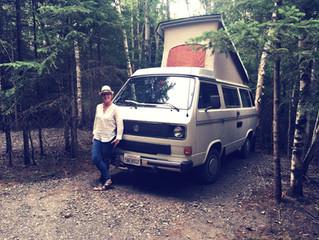 Camping Westfalia à Zone Aventure !