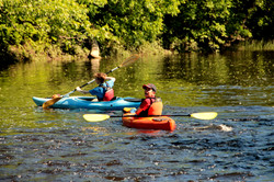 Kayak Enfants Zone Aventure