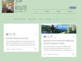 Un blog de voyage à suivre