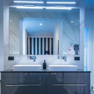 Mirrors & Shelves