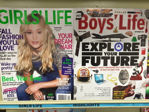 This is why we no longer need gendered magazines