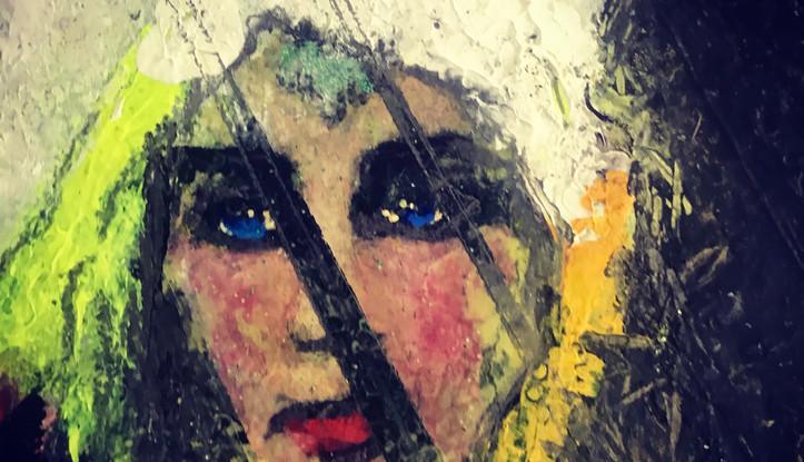 Detail woman