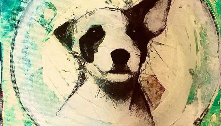 #dogdrawing #arts #animaldrawing #hund g