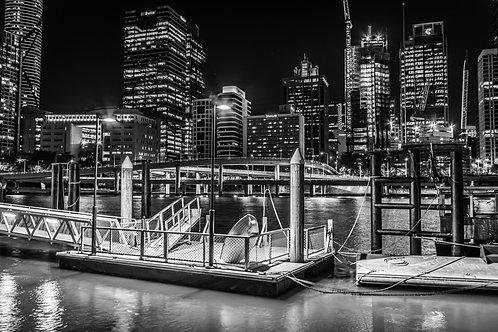 Brisbane Dock- Ice Mount