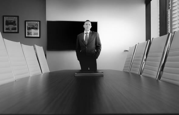 Executive shoot