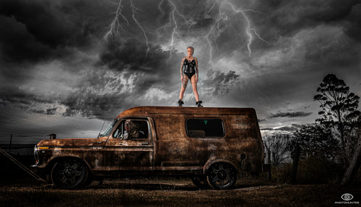 Creative Photography #RowdyBec