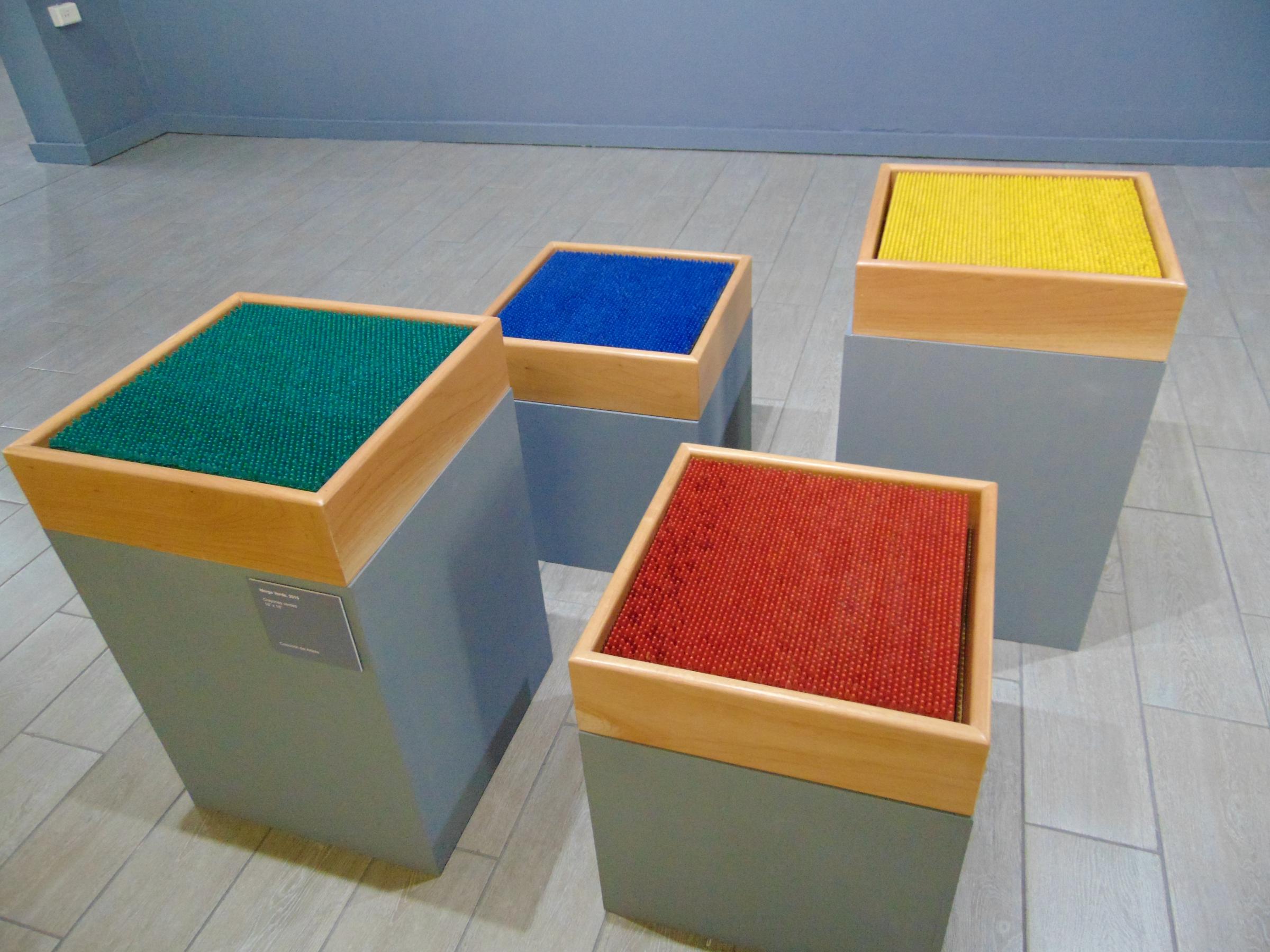 Crayones. 2015