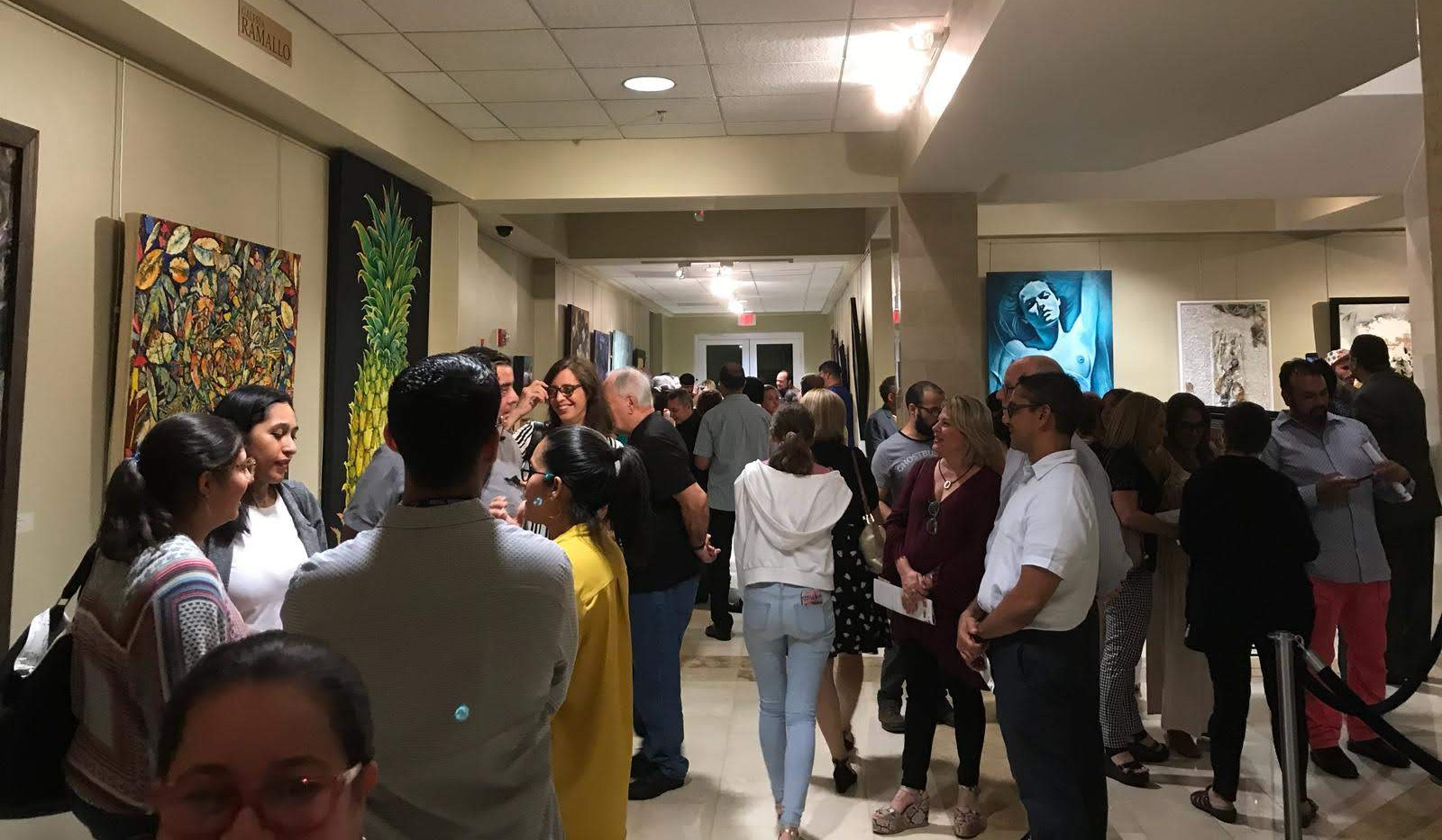 Exposición El Caribe en Puerto Rico, Museo Caribbean University