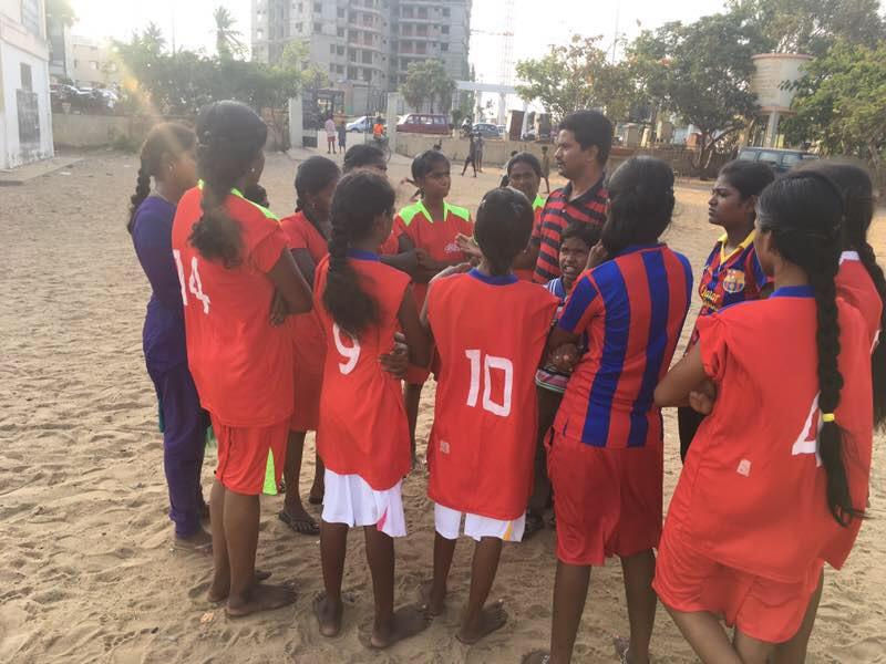 Fuel Sports Girls Team 2