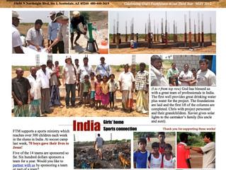 Fuel News - May 2012