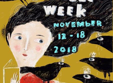 Folktale Week...and how time flies.