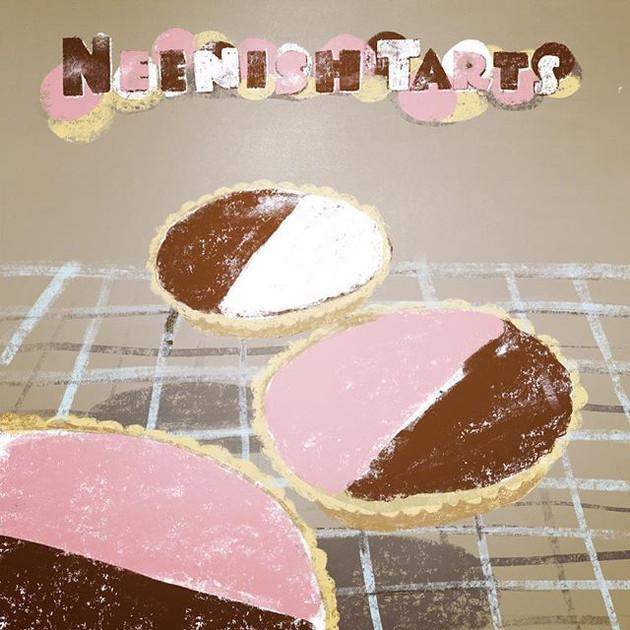 Classic bakery sweet treats_ the neenish