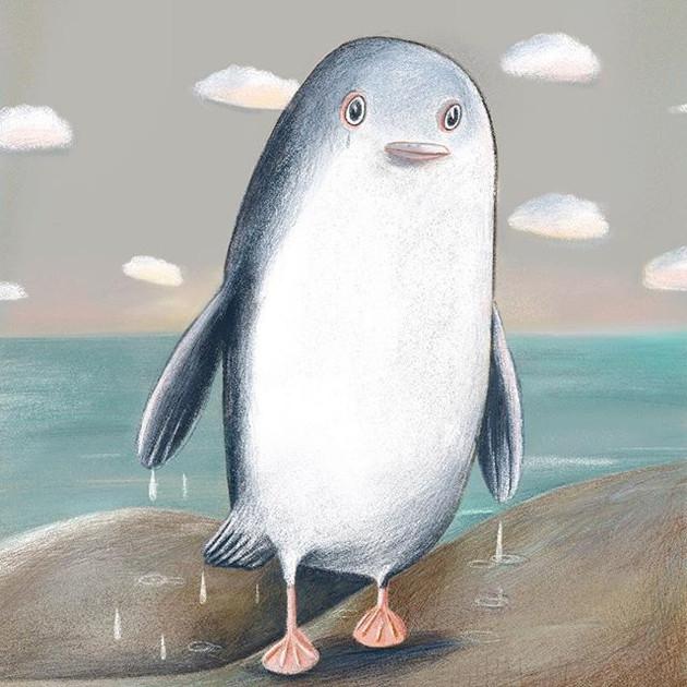The Little Penguin _#littlepenguin #peng