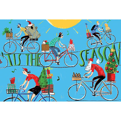 'Tis The Season Christmas Card