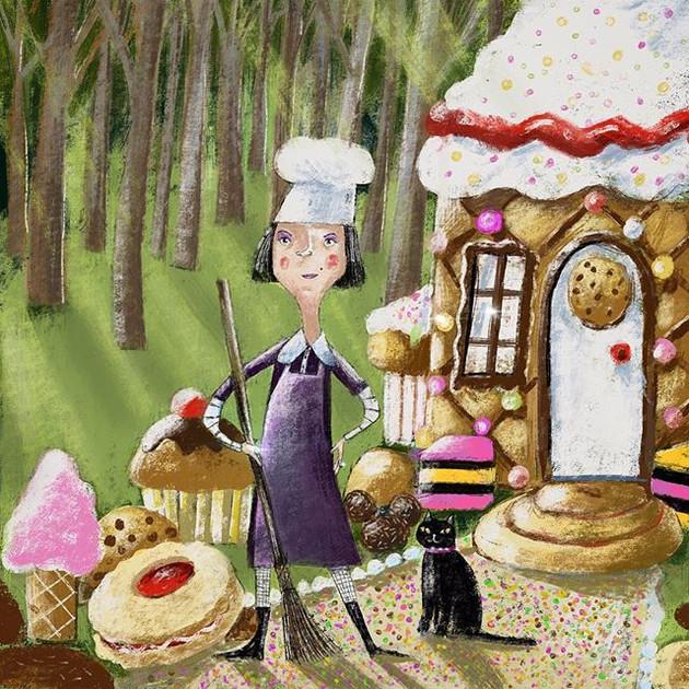 Folk Tale week day 2 prompt_ Witch.jpg