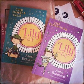 Hurrah! I just received advance copies o