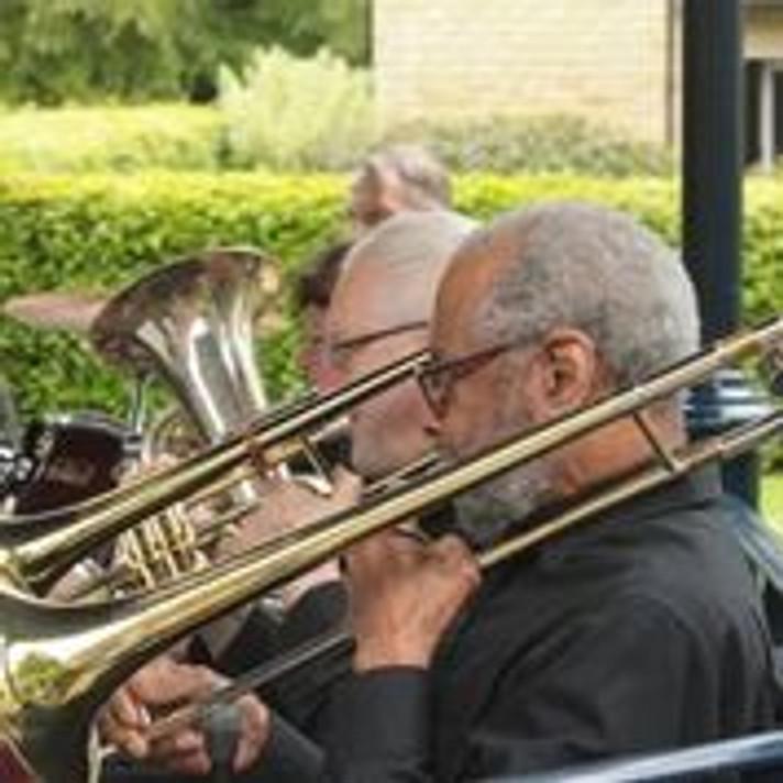 Harrogate Valley Gardens Bandstand