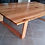 Thumbnail: 116. messmate dining table with wooden legs